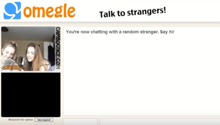 free chat with random people