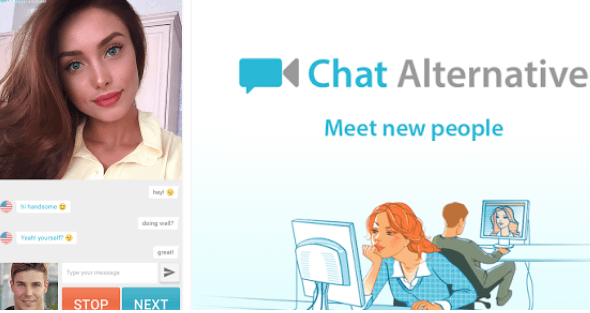 chat alternative video chat app for android